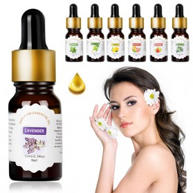 Firstsun Water Soluble Pure Essential Oils Minyak Aromatherapy Diffusers 10ml Peppermint - TSLM2 - 3