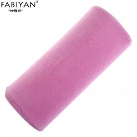 FABIYAN Bantal Sandaran Tangan Soft Hand Rest Cushion Pillow Nail Art Manicure Salon - FB0037 - Pink - 2