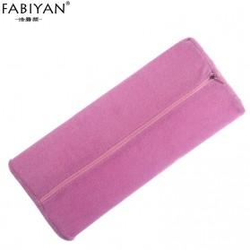 FABIYAN Bantal Sandaran Tangan Soft Hand Rest Cushion Pillow Nail Art Manicure Salon - FB0037 - Pink - 3