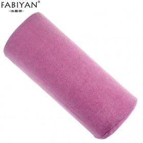 FABIYAN Bantal Sandaran Tangan Soft Hand Rest Cushion Pillow Nail Art Manicure Salon - FB0037 - Pink - 4