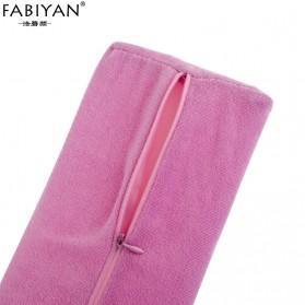 FABIYAN Bantal Sandaran Tangan Soft Hand Rest Cushion Pillow Nail Art Manicure Salon - FB0037 - Pink - 5