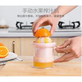 PengHui Alat Peras Buah Jeruk Mini Juicer Presser Squeezer - Z-818 - Pink