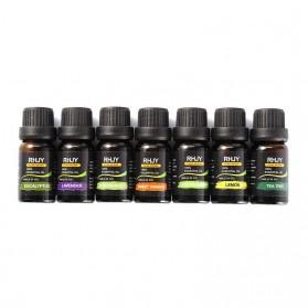 Firstsun Set Pure Essential Fragrance Oils Minyak Aromatherapy Diffusers 10ml 14PCS - RH-14 - 4