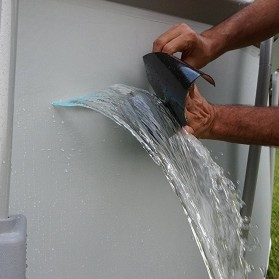 Swift Lakban Anti Bocor Waterproof Super Strong Leak Stop Repair Tape 30x152cm - FL33331 - Black - 2