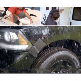 Swift Lakban Anti Bocor Waterproof Super Strong Leak Stop Repair Tape 30x152cm - FL33331 - Black - 9