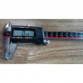 Glowgeek Jangka Sorong Digital Vernier Caliper Sigmat 150mm with LCD Screen - QST-150 - Black - 2