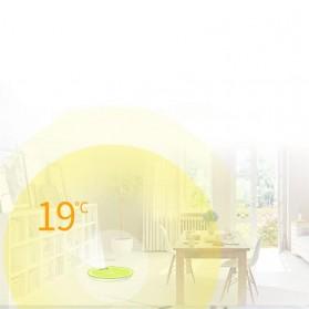 Taffware Digipounds Timbangan Badan Digital Lemon Scale USB Rechargeable Version - SC-14 - Green - 3