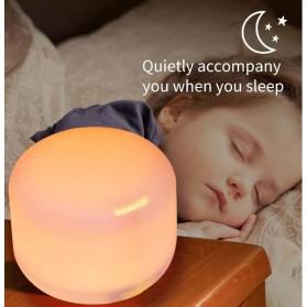 FUNHO Aromatherapy Air Humidifier Ultrasonic 300ml with LED RGB - AJ211 - White - 6