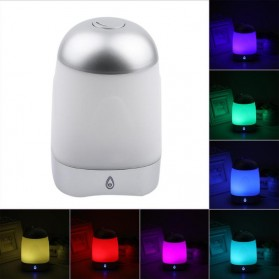 FUNHO Aromatherapy Air Humidifier USB 250ml with LED RGB - AJ-212 - Transparent - 1