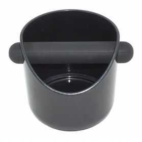 KNOCKBOX Wadah Kopi Espresso Knock Box Waste Container Barista Non Slip Model A - EA02682 - Black