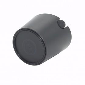 KNOCKBOX Wadah Kopi Espresso Knock Box Waste Container Barista Non Slip Model A - EA02682 - Black - 7