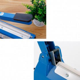 Cikuso Sealer Elektrik Plastik Pembungkus Makanan Heat Sealing Bag 400W - SF-300 - Blue - 4