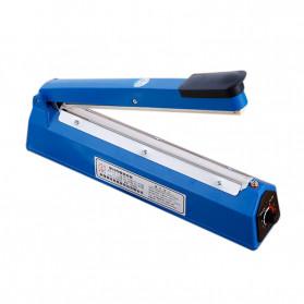 Cikuso Sealer Elektrik Plastik Pembungkus Makanan Heat Sealing Bag 400W - SF-300 - Blue - 6