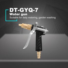 Aneng Semprotan Air Steam Cuci Mobil Copper Plating Water Gun - GYQ7 - Black - 2