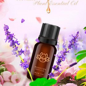 MUSHIFU SPA Pure Essential Fragrance Oils Aromatherapy Diffusers Lavender 10ml - MS10 - 7