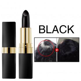 YOUZIXUAN Lipstik Cat Rambut Uban Penghitam Bright Hair Dye Pen - 20180087 - Black - 1