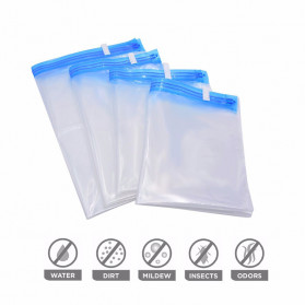 Inguard Kantong Plastik Vacuum Sealer Storage Bag 40x50CM 5 PCS - ZKD002 - 7