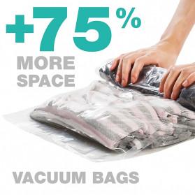 Inguard Kantong Plastik Vacuum Sealer Storage Bag 50x70cm 5 PCS - ZKD002