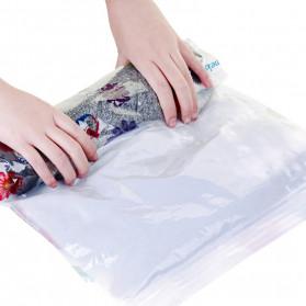 Inguard Kantong Plastik Vacuum Sealer Storage Bag 50x70cm 5 PCS - ZKD002 - 6