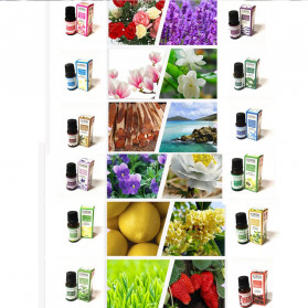OUSSIRRO Pure Essential Oils Minyak Aromatherapy Diffusers 10ml Lavender - EOL10 - 2
