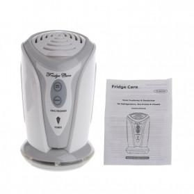 IonCARE Ozonizer Ozone Generator Air Purifier Deodorizer Kulkas Fresh Fridge - GH-2127 - White - 2