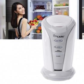 IonCARE Ozonizer Ozone Generator Air Purifier Deodorizer Kulkas Fresh Fridge - GH-2127 - White - 3