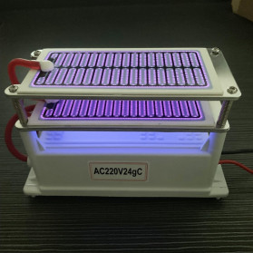 JKWSTAR Ozonizer DIY Ozone Generator Portable Ceramic Plate Air Purifier 24g/h - JK-24 - White - 5