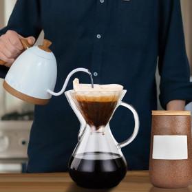 OHFIN Coffee Maker Pot V60 Drip Kettle Teko Kopi 800ml - SE113 - 2