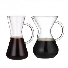 OHFIN Coffee Maker Pot V60 Drip Kettle Teko Kopi 800ml - SE113 - 4