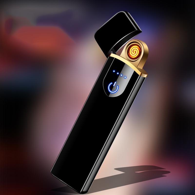 DAROBTL Korek Api Elektrik Fingerprint Touch Sensor ...