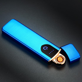 DAROBTL Korek Api Elektrik Fingerprint Touch Sensor - JL706 - Multi-Color - 2