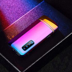 JOBON Korek Api Elektrik Pulse Plasma Arc Lighter Touch Sensor - HF-800 - Multi-Color