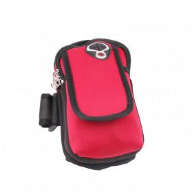 FervorFOX Emergency Survival Kit Multifunctional First Aid SOS Tools - J022 - Red - 3