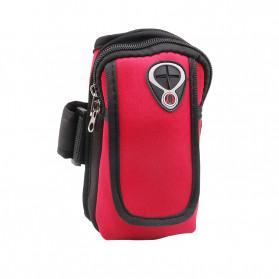 FervorFOX Emergency Survival Kit Multifunctional First Aid SOS Tools - J022 - Red - 4