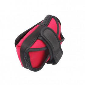 FervorFOX Emergency Survival Kit Multifunctional First Aid SOS Tools - J022 - Red - 5