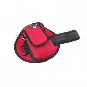 FervorFOX Emergency Survival Kit Multifunctional First Aid SOS Tools - J022 - Red - 8