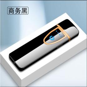 DAROBTL Korek Api Elektrik Fingerprint Touch Sensor - JL168 - Black - 2