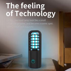 FangNymph Lampu UV Portable Disinfektan Germicidal Lamp Sterilization 800mAh - UVC86 - Black - 4