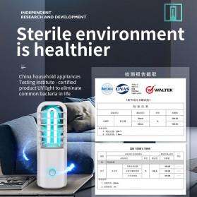 FangNymph Lampu UV Portable Disinfektan Germicidal Lamp Sterilization 800mAh - UVC86 - Black - 9