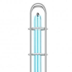 ICOCO Lampu UV Portable Disinfektan Germicidal Lamp Sterilization 500mAh - U60 - Black - 2