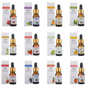 CHENF Pure Essential Fragrance Oils Minyak Aromatherapy Diffusers 10ml Papaya - RH-13 - 7