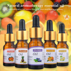 CHENF Pure Essential Fragrance Oils Minyak Aromatherapy Diffusers 10ml Cherry - RH-13 - 2