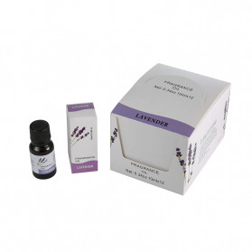 CHENF Pure Essential Fragrance Oils Minyak Aromatherapy Diffusers 10ml Lavender - RH-17 - 4