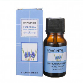 CHENF Pure Essential Fragrance Oils Minyak Aromatherapy Diffusers 10ml Hyacinth - RH-21