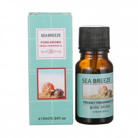 CHENF Pure Essential Fragrance Oils Minyak Aromatherapy Diffusers 10ml Sea Breeze - RH-21