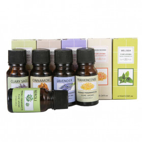 CHENF Pure Essential Fragrance Oils Minyak Aromatherapy Diffusers 10ml Frankincense - RH-21 - 2