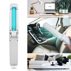 BRIGHTINWD Lampu UV Portable Foldable Disinfektan Germicidal Lamp Sterilization 2W - CC340 - White - 3