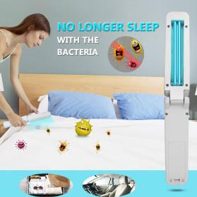BRIGHTINWD Lampu UV Portable Foldable Disinfektan Germicidal Lamp Sterilization 2W - CC340 - White - 4
