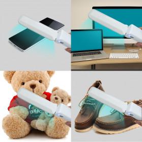 BRIGHTINWD Lampu UV Portable Foldable Disinfektan Germicidal Lamp Sterilization 2W - CC340 - White - 5