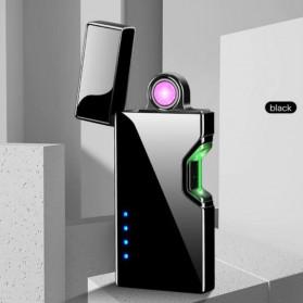 DAROBTL Korek Api Elektrik Pulse Plasma Arc Touch Sensor - JJA137 - Black